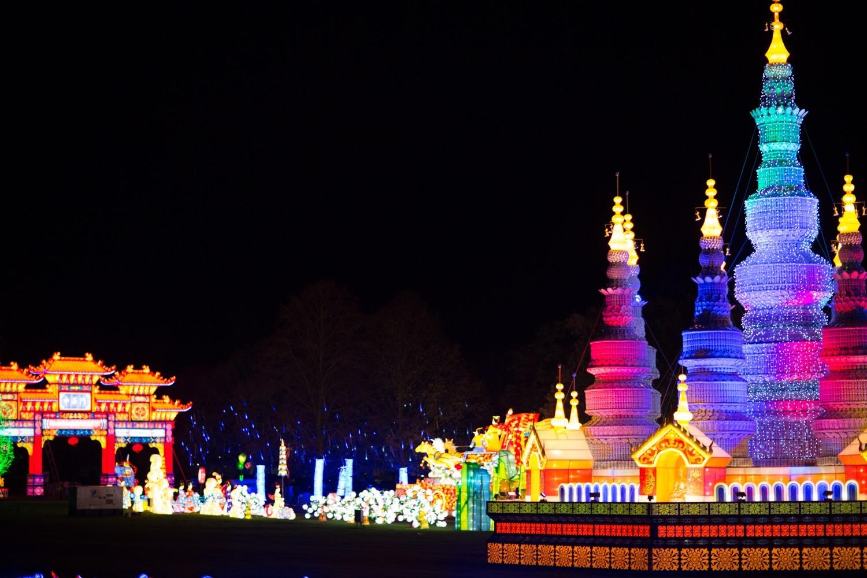 Longleat Festival of Light -56