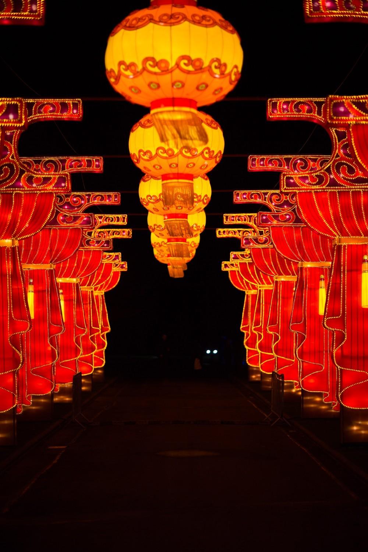 Longleat Festival of Light -59