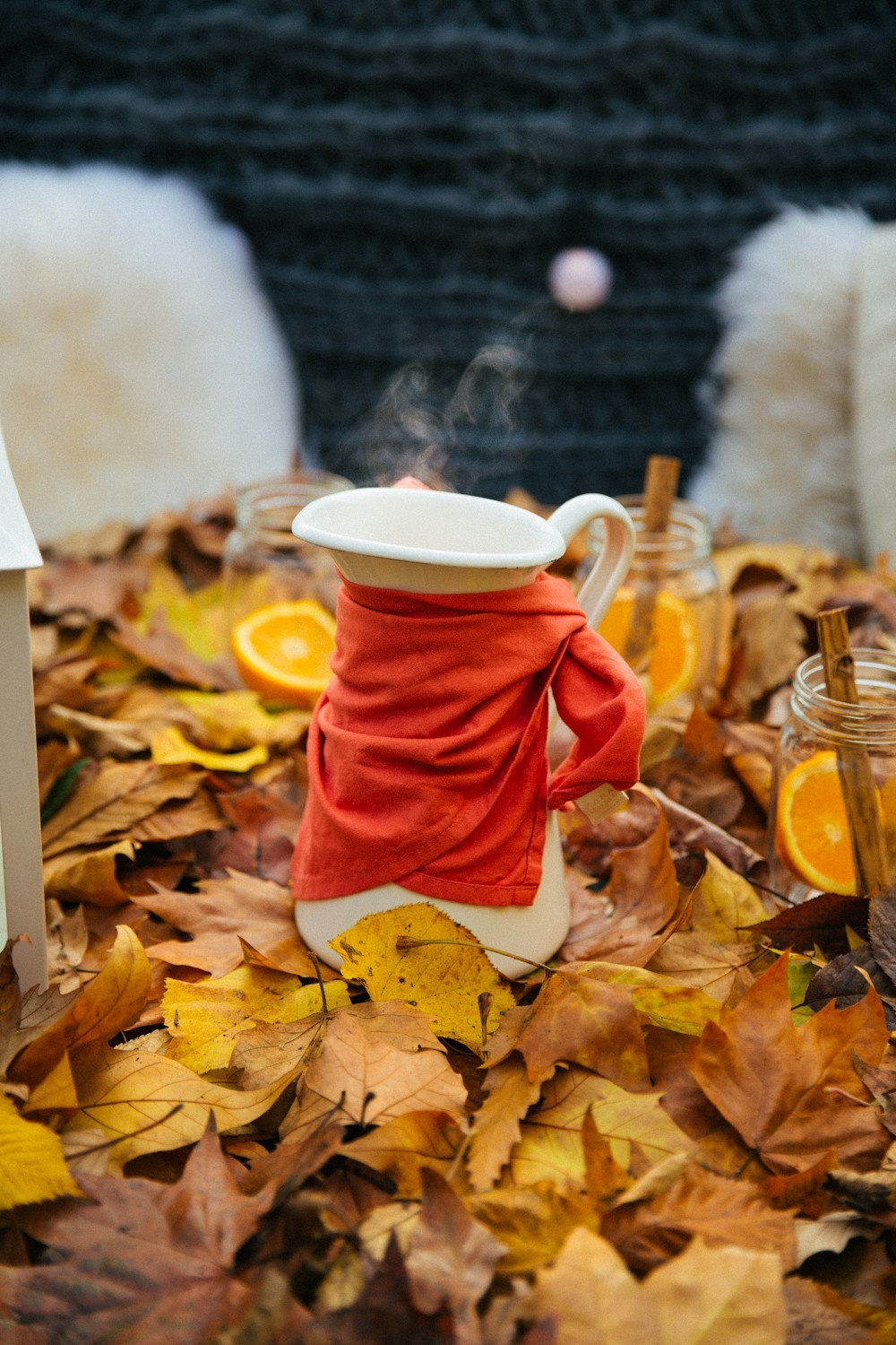 Mulled cider party