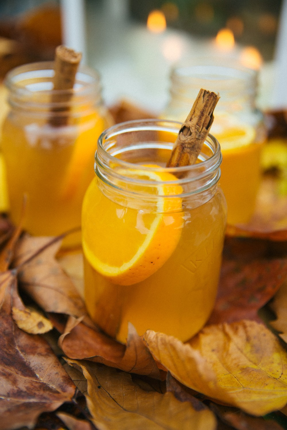 Quick and easy mulled cider recipe