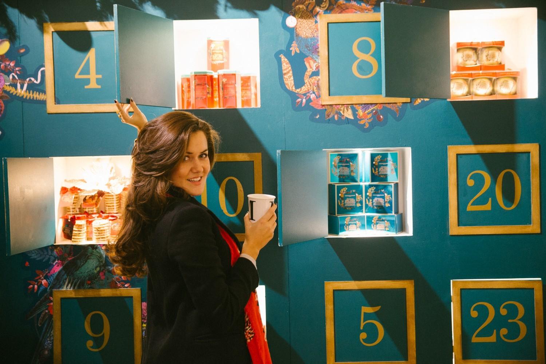 GIANT Christmas advent calendar