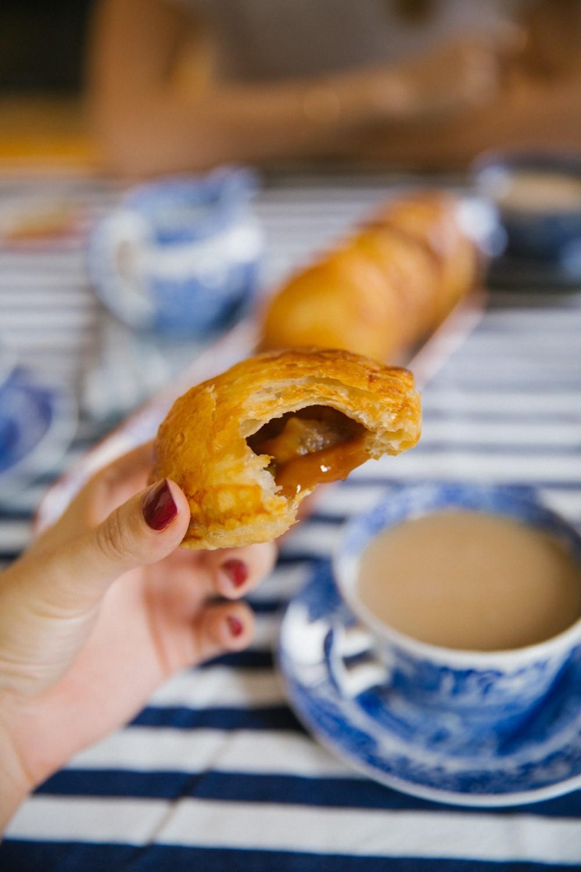 Salted Caramel Apple Pies-25