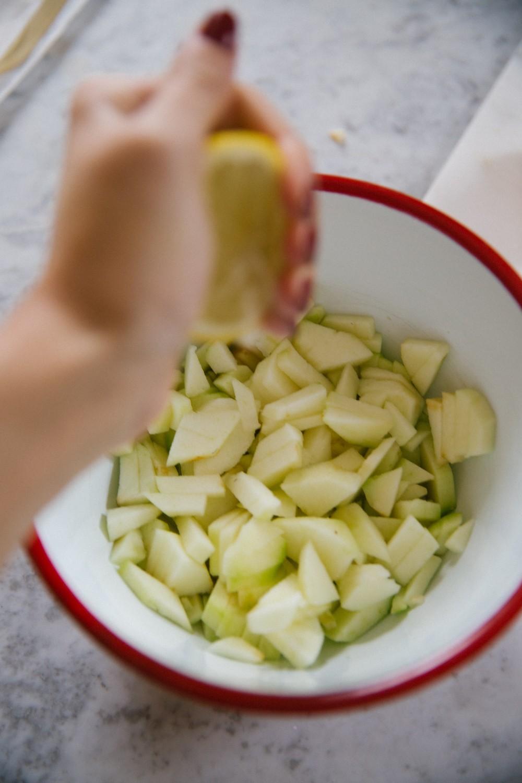 Salted Caramel Apple Pies-6