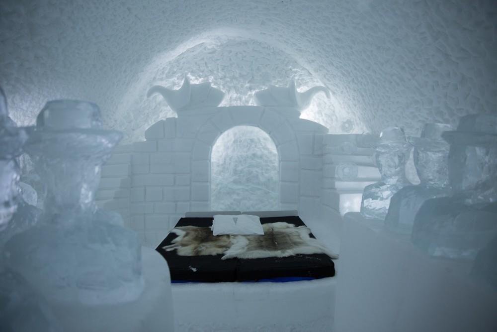 Ice Hotel Lapland-30