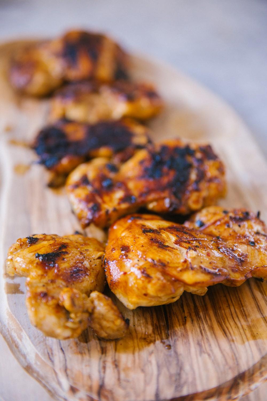 Chicken Fajita Salad -6
