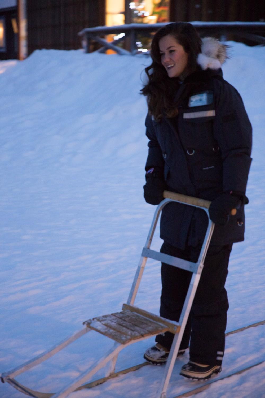 Husky Sledding Lapland-11