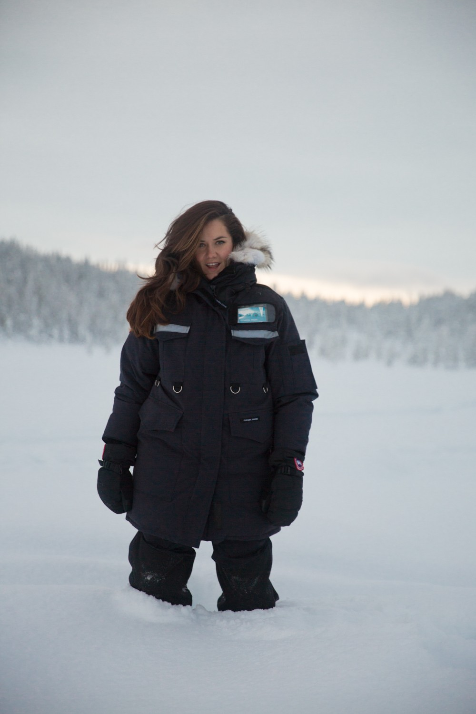 Husky Sledding Lapland-40