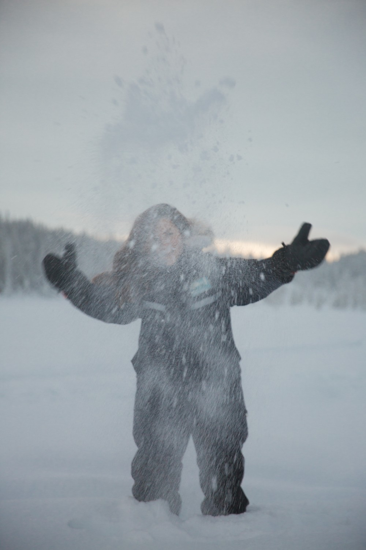 Husky Sledding Lapland-41