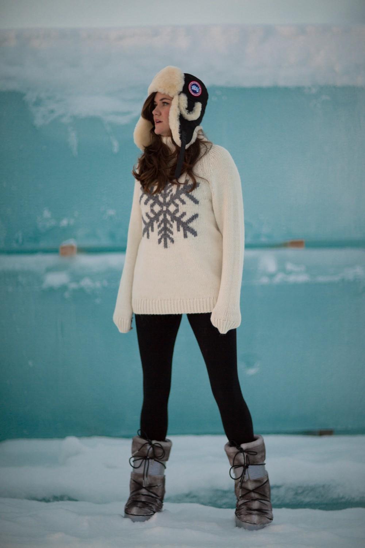 Husky Sledding Lapland-58