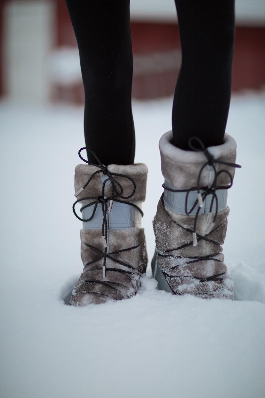 Husky Sledding Lapland-60