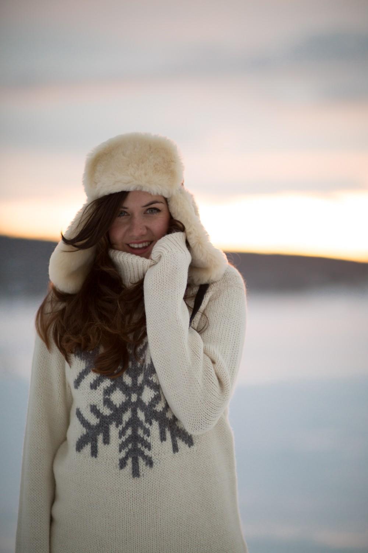 Husky Sledding Lapland-63