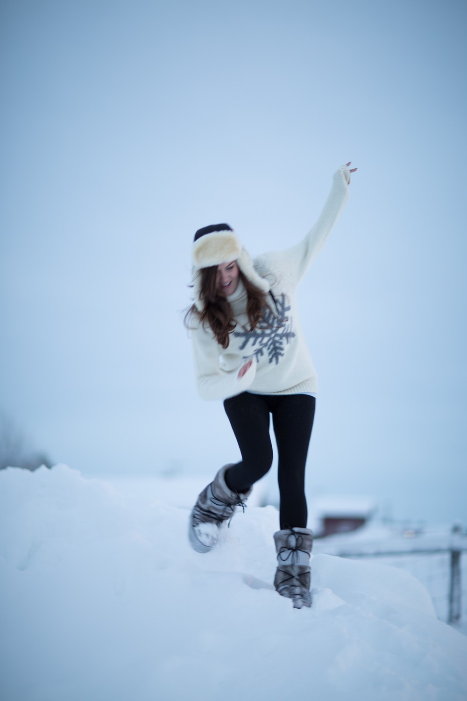 Husky Sledding Lapland-66