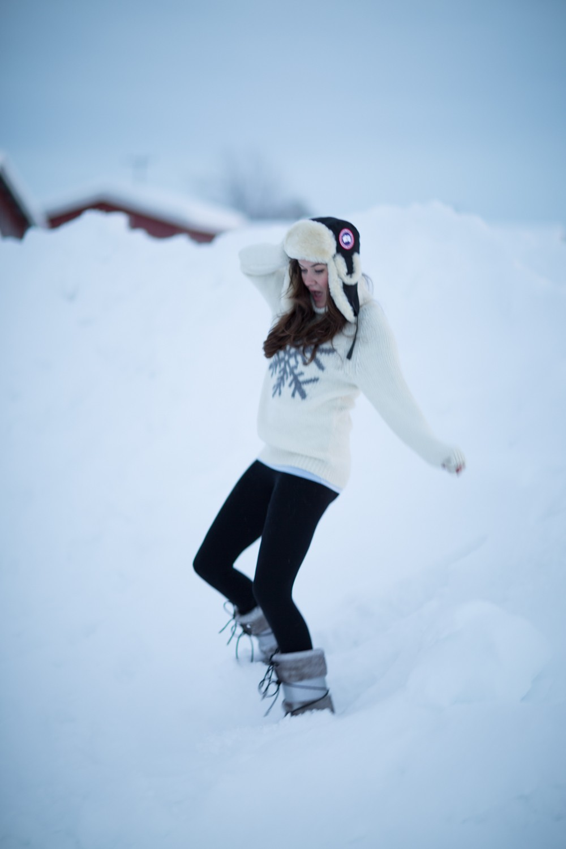 Husky Sledding Lapland-68