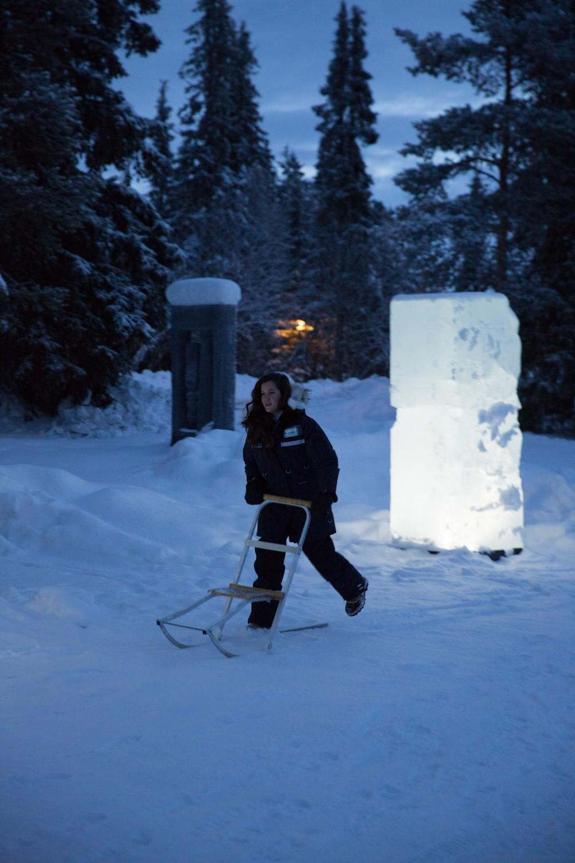 Husky Sledding Lapland-7