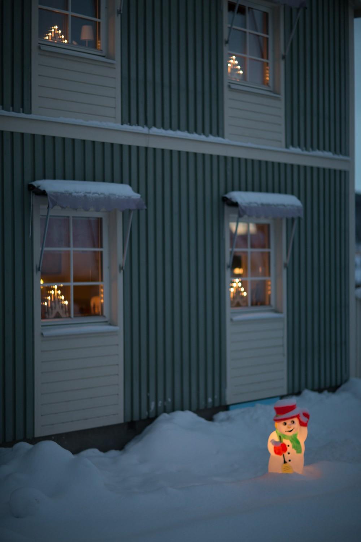 Husky Sledding Lapland-75