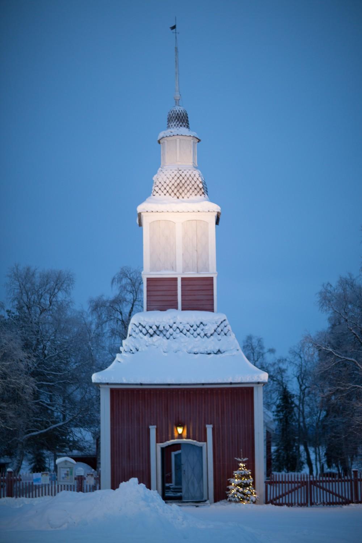 Husky Sledding Lapland-76
