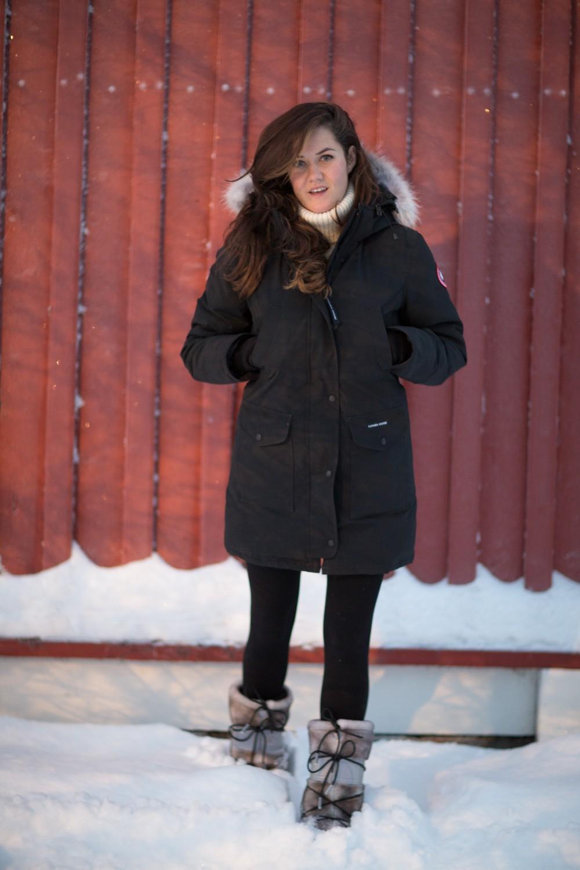Husky Sledding Lapland-79