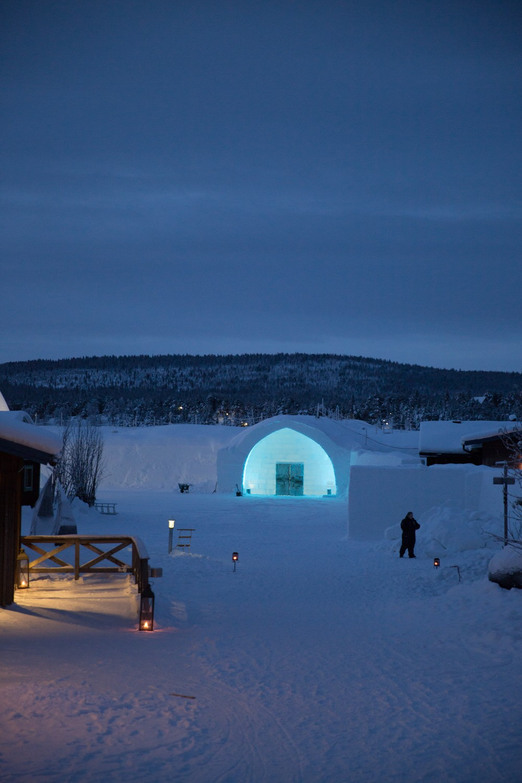Husky Sledding Lapland-8