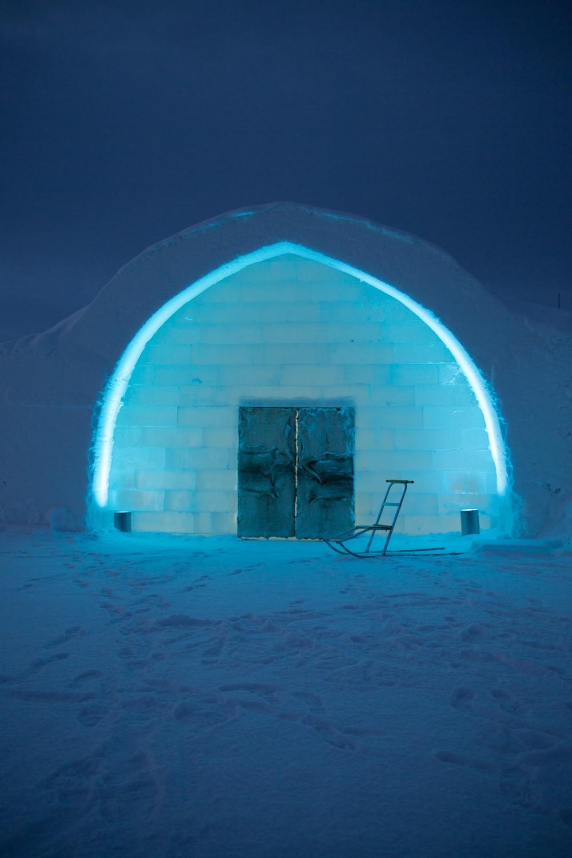 Husky Sledding Lapland-87