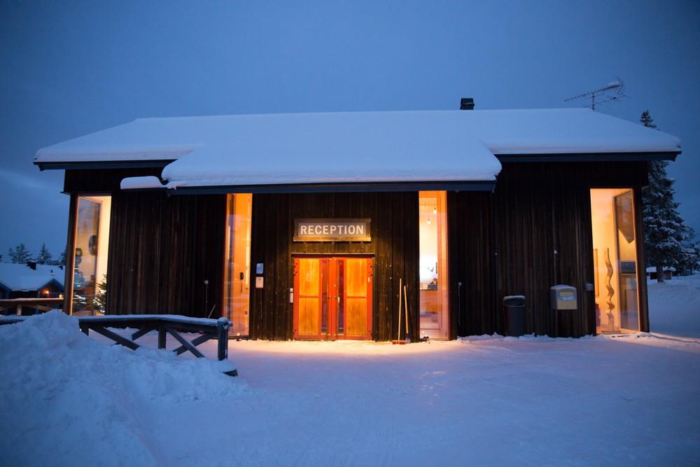 Husky Sledding Lapland-9
