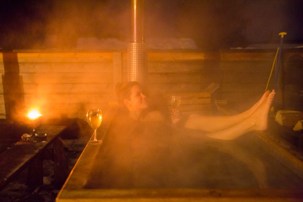 Reindeer and Saunas in Sweden -41