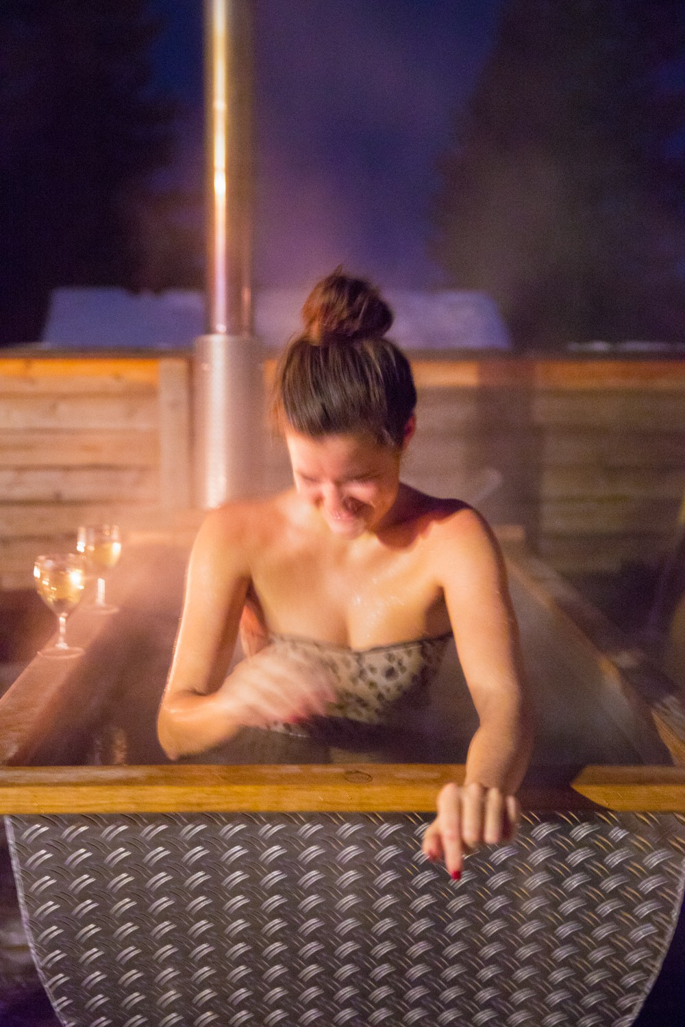 Reindeer and Saunas in Sweden -42