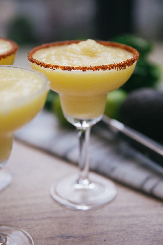Frozen Pinapple Margarita Recipe -1
