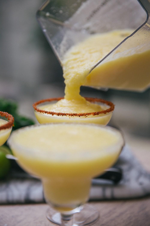 Frozen Pinapple Margarita Recipe -16