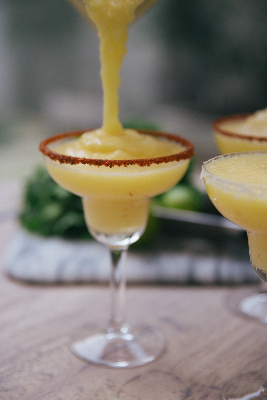 Frozen Pinapple Margarita Recipe -2