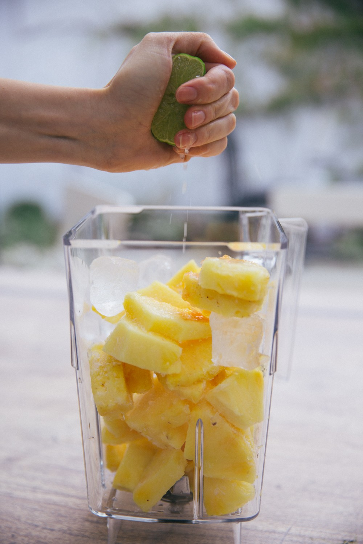 Frozen Pinapple Margarita Recipe -5