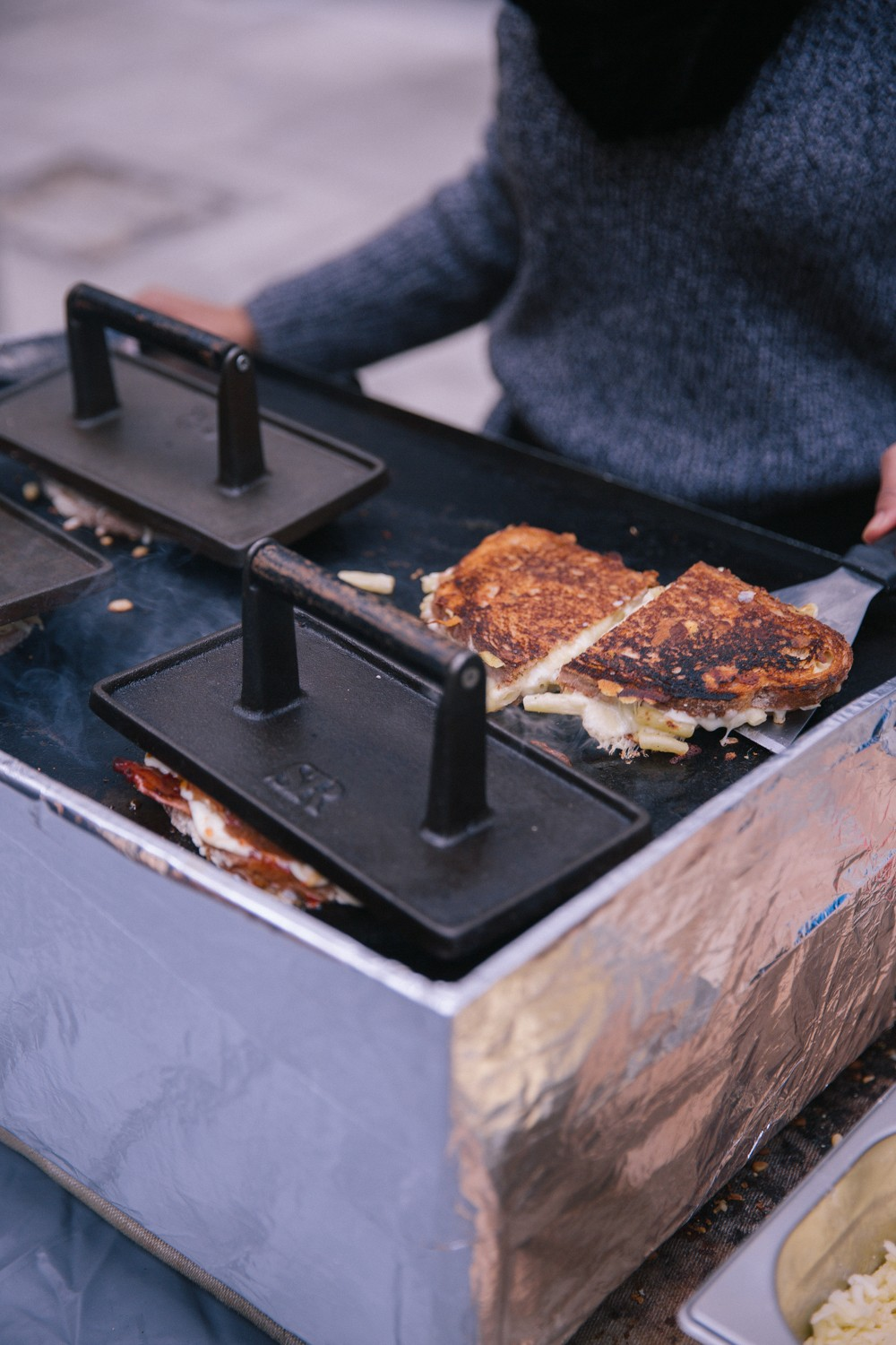 Grill My Cheese London-11