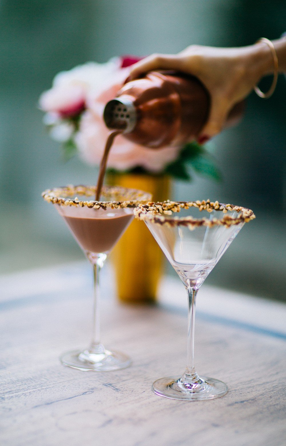 The Londoner » Nutella Martinis