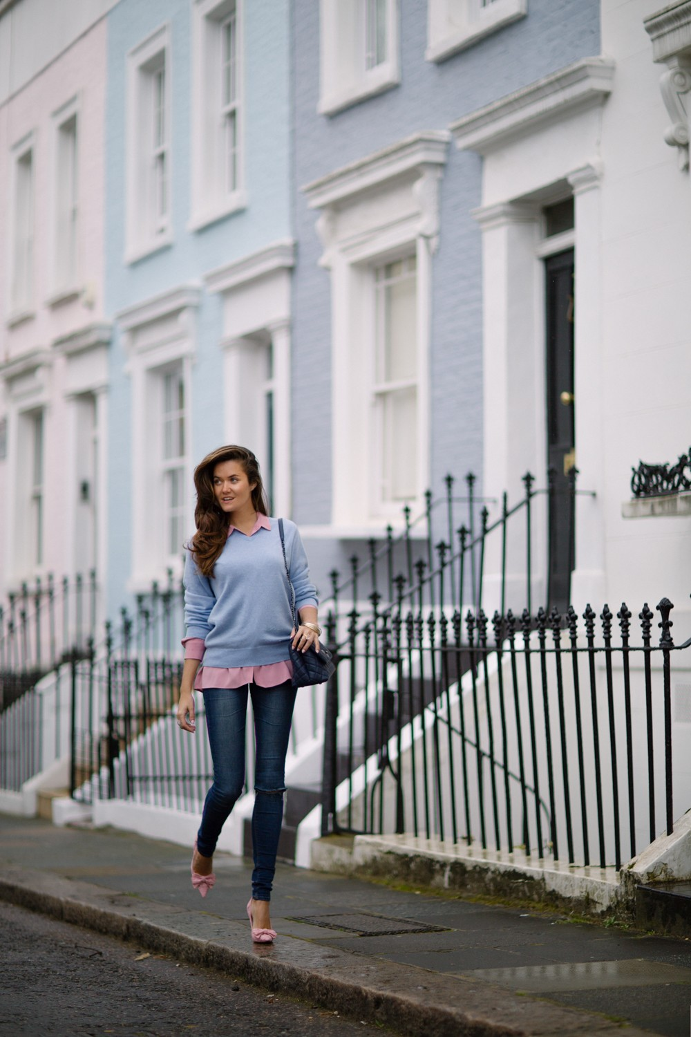 Notting Hill pastels