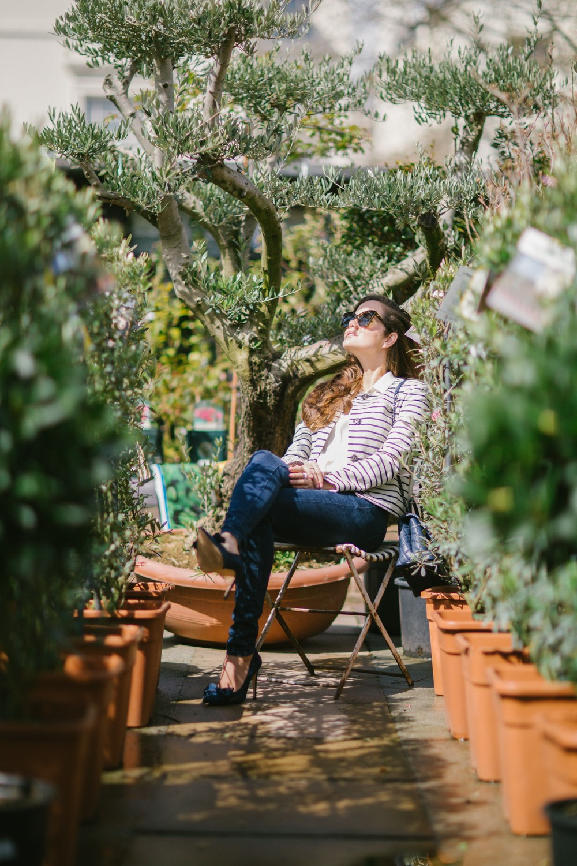 A little oasis in London...