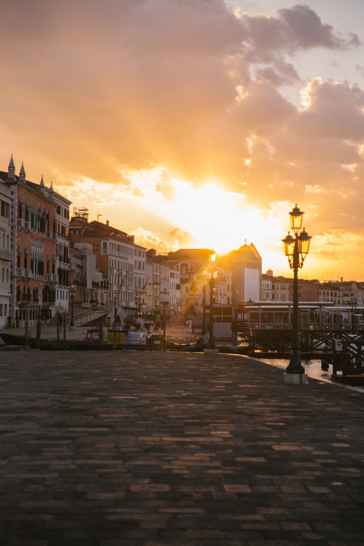 Sunrise in Venice-13