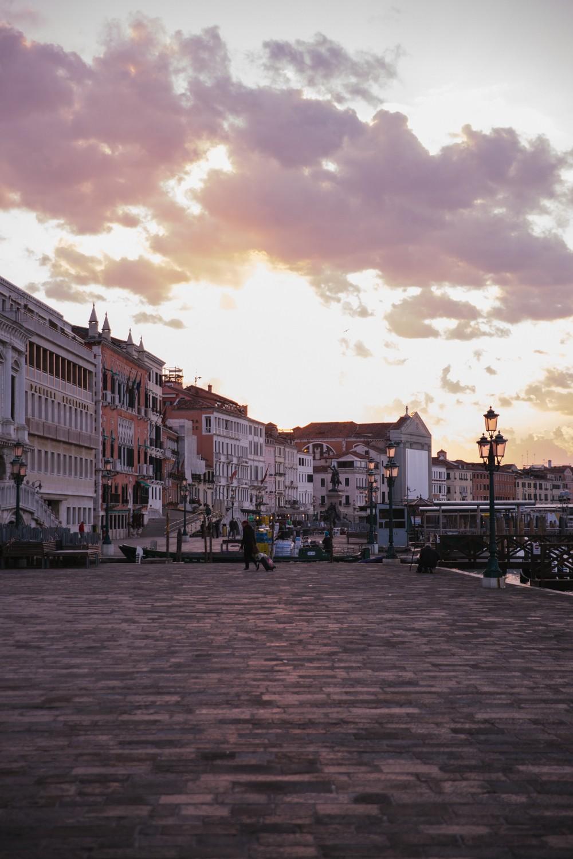Sunrise in Venice-2