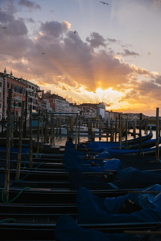Sunrise in Venice-9