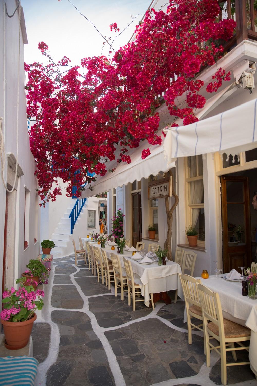 Dinner in Mykonos -2