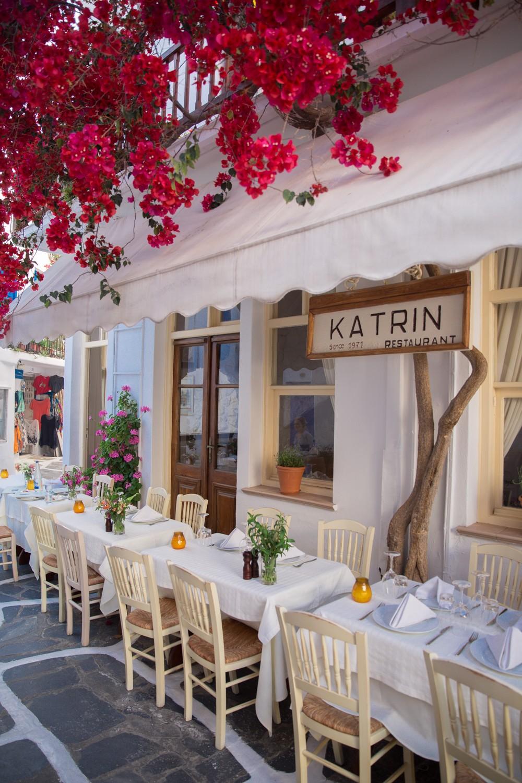 Dinner in Mykonos -3