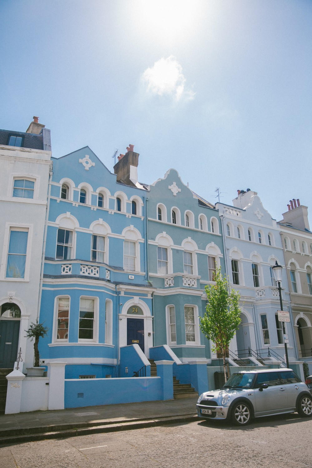 Notting Hill Blues