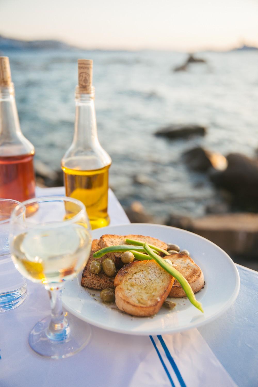 Sunset supper in Mykonos -13