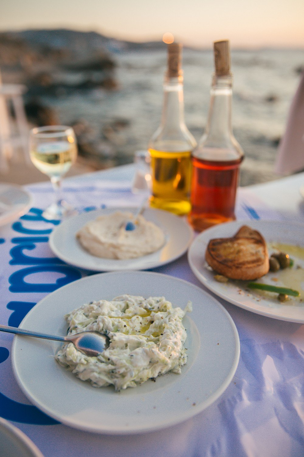 Sunset supper in Mykonos -15