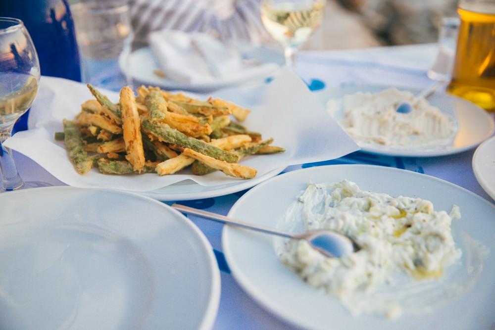 Sunset supper in Mykonos -19