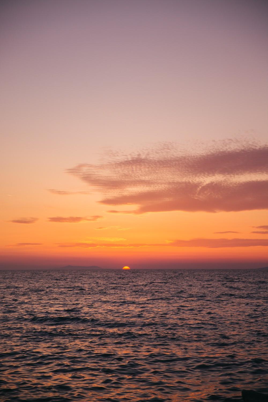 Sunset supper in Mykonos -20
