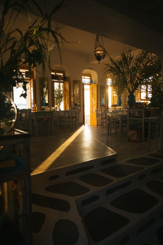 Sunset supper in Mykonos -6