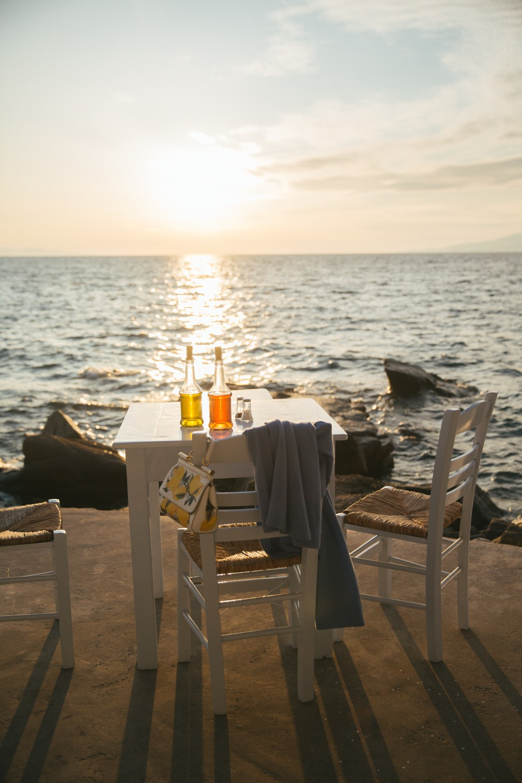 Sunset supper in Mykonos -7