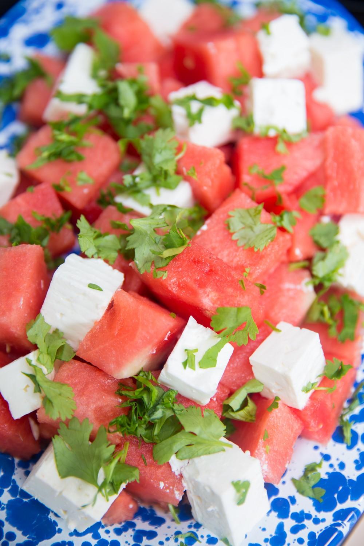 Watermelon Salad -5