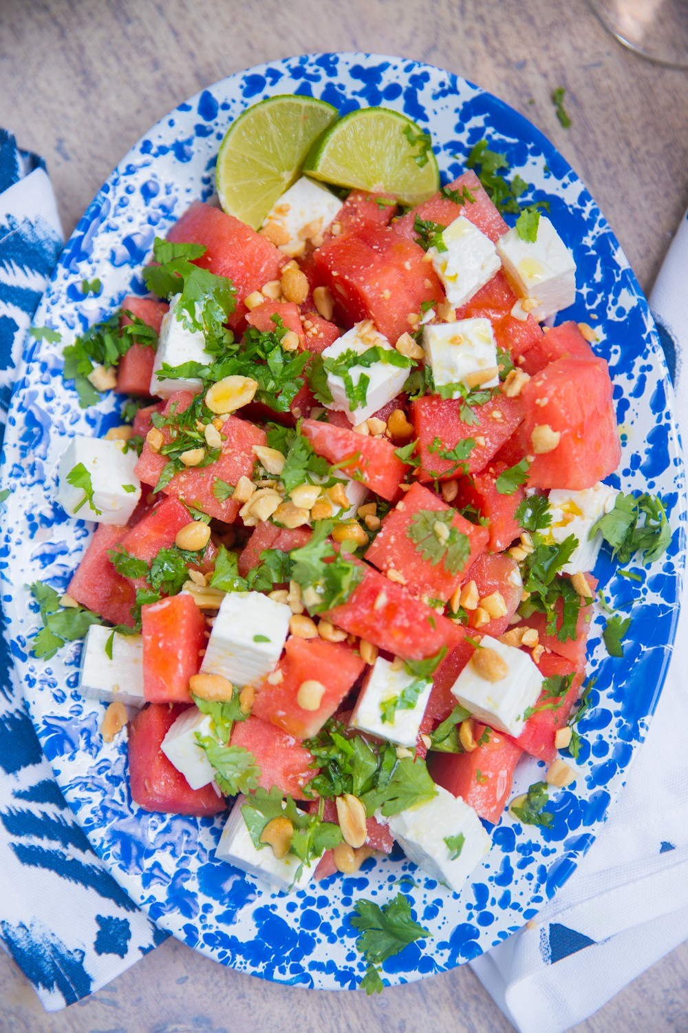 Watermelon Salad -6