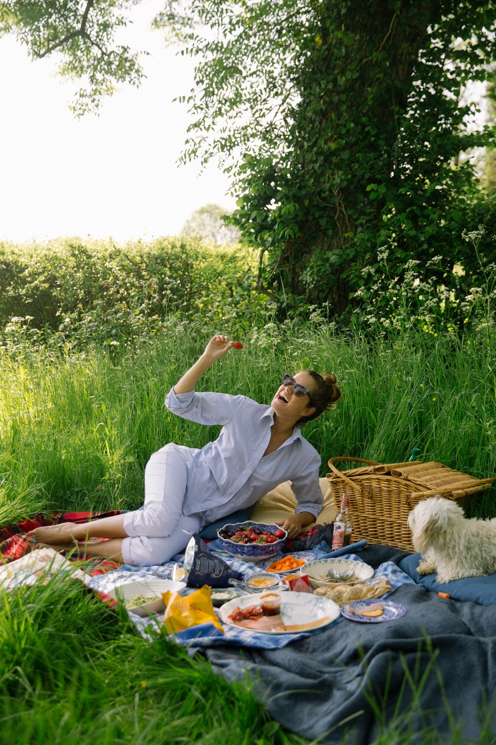 A Picnic For Two -15