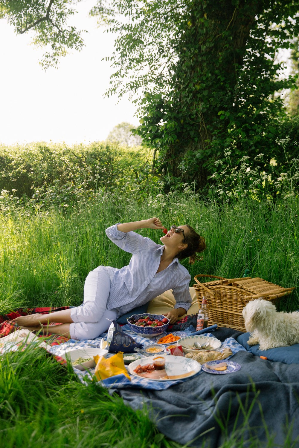 A Picnic For Two -16